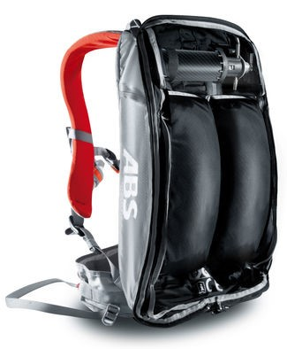 skiing equipment airbag